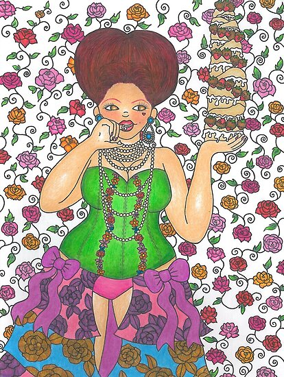 Let Her Eat Cake by Laura Hutton