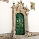 Capela das Malheiras side door by João Figueiredo