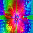 Alegra Butterfly Fractal by Delights