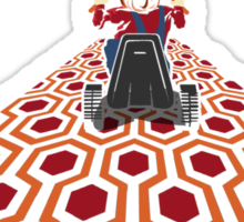 The Shining  Danny Torrance Go Kart Sticker