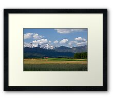 Church of Saint Peter Framed Print
