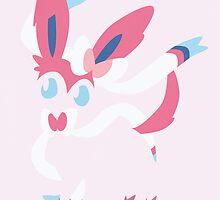 Sylveon by jehuty23
