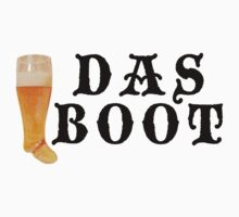 German Das Boot by HolidayT-Shirts