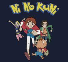 Pokemon + Ni No Kuni = Pokuni? Ninokémon? Kids Clothes