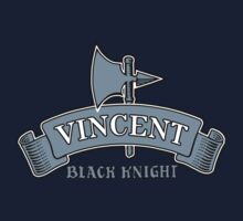Vincent Black Knight by GasGasGas