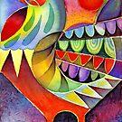 Rooster  by Karin Zeller