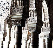 Alhambra, Granada by CourtneyAnne82
