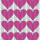 Love background I by dominiquelandau