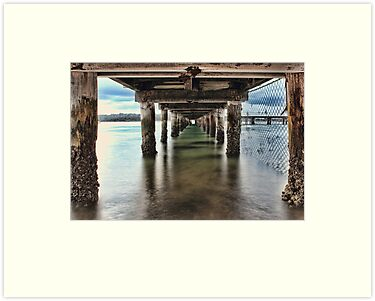 Under the Boardwalk by yolanda
