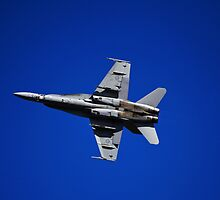 RAAF F/A 18 Super Hornet by Tom Blanche