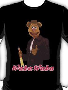 Fonzie Bear Waka Waka T-Shirt