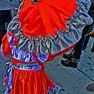 Little Orange Mummer by KarenDinan