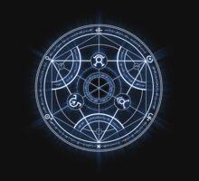 Human Transmutation Circle by R-evolution GFX