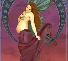 Expecting Fairy by Nana Leonti