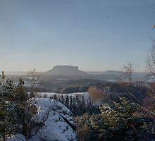 """Panorama """"Sächsische Schweiz"""" by TF-Art"""
