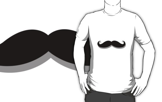 basic mustache by Blackyz