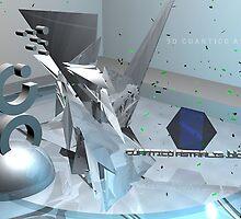 render 3D minimal 2013  by cuantico astralis