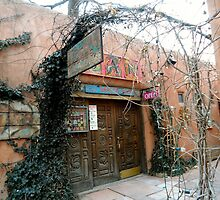 Portals of Santa Fe, Dragon Room by MaryEllen O'Brien