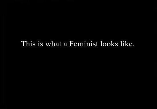 This is what a Feminist looks like by rodham2016