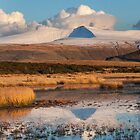 The Brecon Beacons by Steve  Liptrot