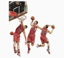 Blake Griffin - Slam Dunk Contest by Tizza