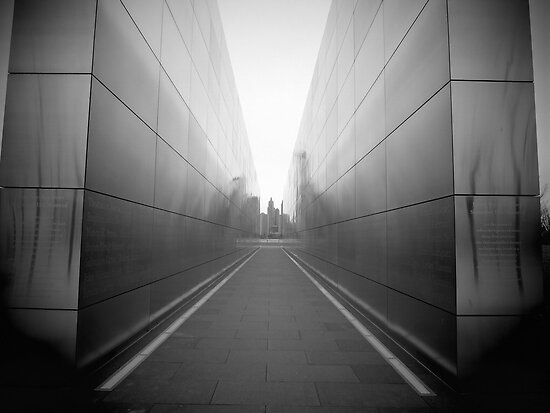 Empty Sky (memorial) by David  Anderson