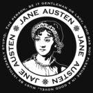 Jane Austen  by Brigid Ashwood