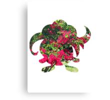Gloom used Petal Dance Canvas Print