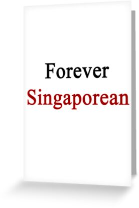 Forever Singaporean by supernova23