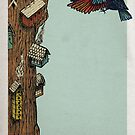 Bird House by ZachHoskin