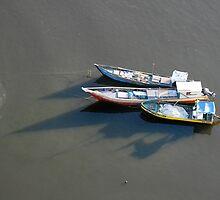Panamá - Pescador by Sil van Diepen