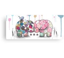 elephant confection Metal Print