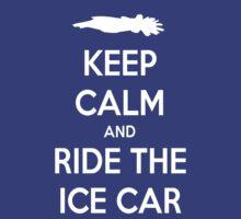 BlazBlue Jin Kisaragi Ice Car by YukikazeRailgun