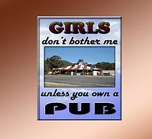 GIRLS & PUB by Jon de Graaff