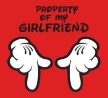 properto of my girl friend by d1bee