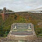 Clifton Suspension Bridge by CatharineAmato