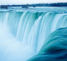 Niagara Falls Waterfall by Peta Thames