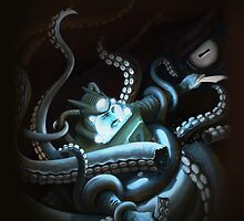 Tentacles! by robgould1972