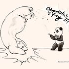 Chopsticks Of Fury by Panda And Polar Bear