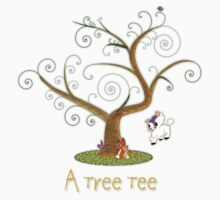 A Tree Tee by Dennis Melling