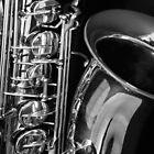 Tenor Sax by Dan Edwards