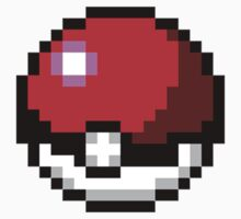 Pokemon Pokeball Nostalgic Sprite by ScorchHoodies