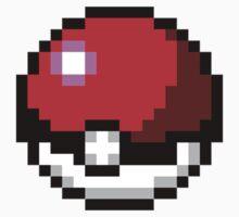 Pokemon Pokeball Nostalgic Sprite by ScorchHoodies