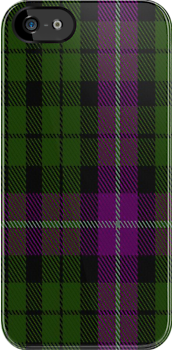 00948 Wilson's No. 157 #2 Fashion Tartan Fabric Print Iphone Case by Detnecs2013