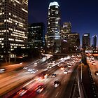 110 Harbor Freeway by Robert Larson