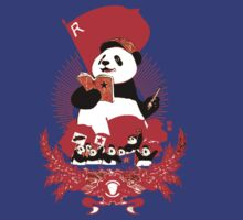 China Propaganda - Panda by Tim Topping