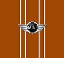 Mini Cooper Spicy Orange by N1K0VE