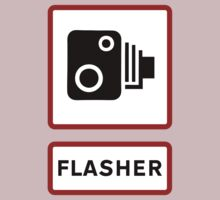 Caution - Flasher! by CtrlFreak