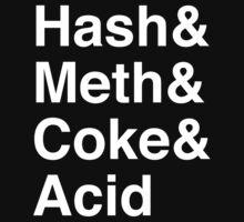 Drugs Jetset Parody by ckablue
