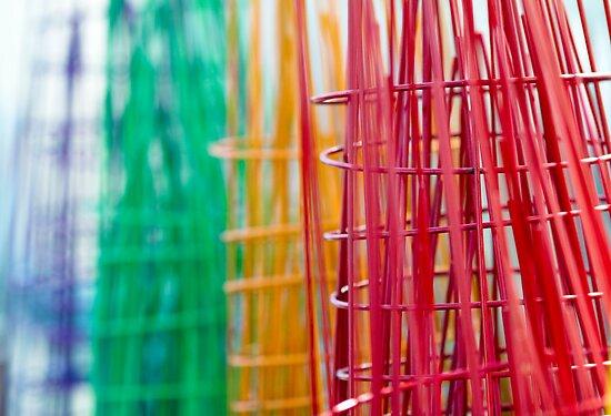 Cones by Rebecca Cozart
